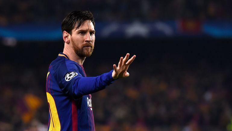 """Вчера. Барселона. """"Барселона"""" - """"Челси"""" - 3:0. Лионель МЕССИ. Фото REUTERS"""