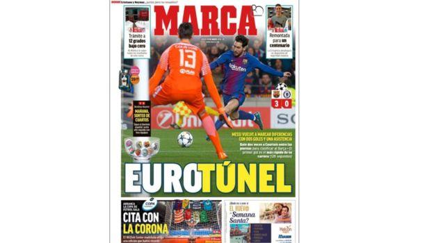 Обзор европейских СМИ.