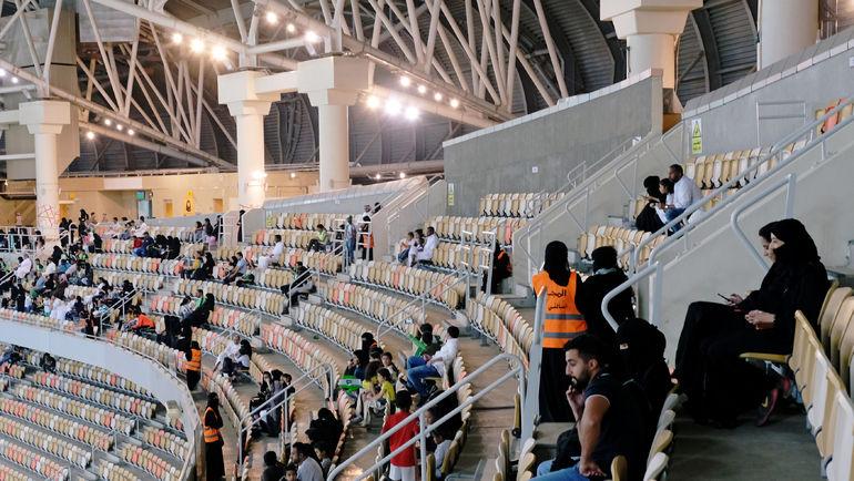 В Джедде ориентированы на то, чтобы привлекать крупнейшие спортивные соревнования. Фото REUTERS