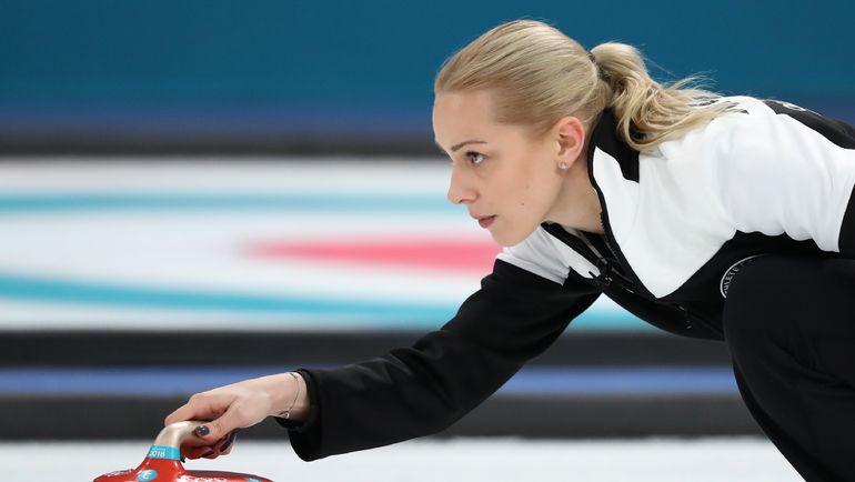 Виктория МОИСЕЕВА. Фото Reuters