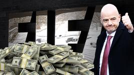 Полтора миллиона в год. Стали известны зарплаты президентов ФИФА и УЕФА