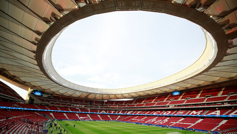 """Стадион """"Ванда Метрополитано"""". Фото REUTERS"""