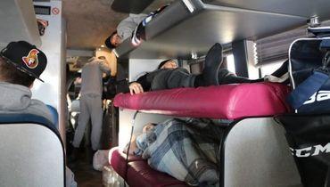 """Автобус """"Брэмптон Бист"""" путешествует по Америке: как """"это"""" есть на самом деле."""