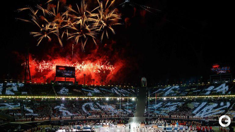 Воскресенье. Пхенчхан. Церемония закрытия Паралимпийских игр.