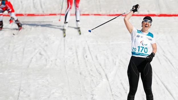 Анна МИЛЕНИНА. Фото Reuters