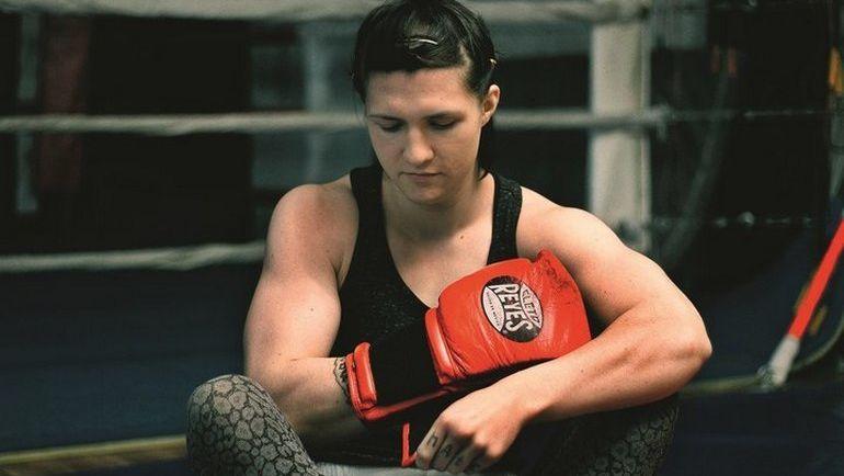 Женский бокс это сексуально