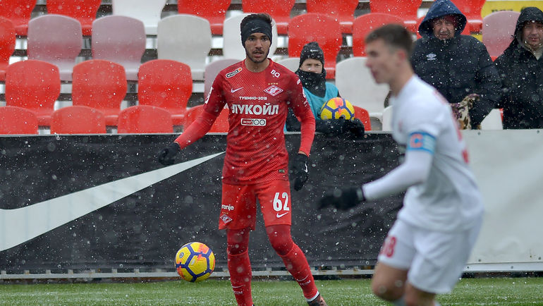 Azərbaycanlı futbolçu Braziliya millisi ilə məşq etdi