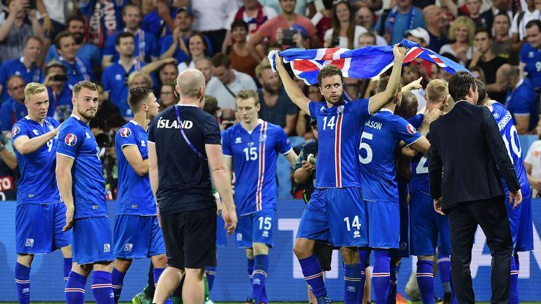 В Исландии также рассматривается вариант бойкота ЧМ-2018 официальными представителями а не футболистами