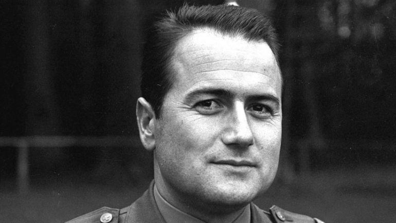 1966 год. Йозеф БЛАТТЕР. Фото Daily Mail