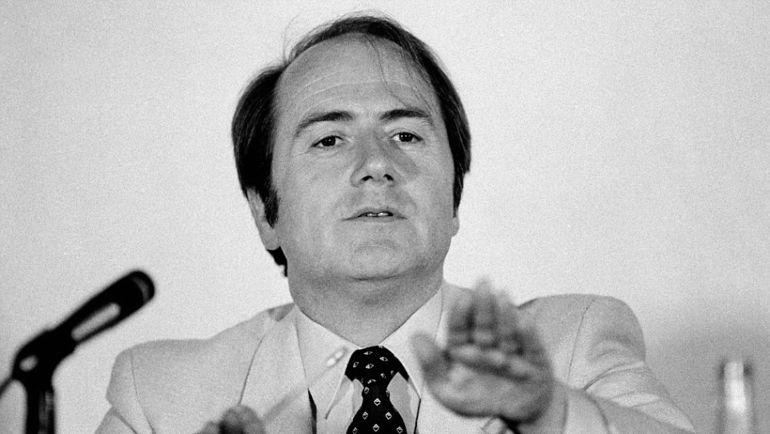 1981 год. Йозеф БЛАТТЕР. Фото Daily Mail