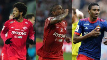 Луиз Адриану, Фернанду и Витинью. Достойны ли они сборной Бразилии?