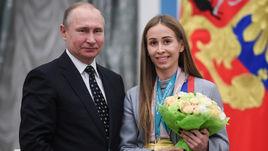 В Кремле паралимпийцы волновались сильнее, чем в Пхенчхане