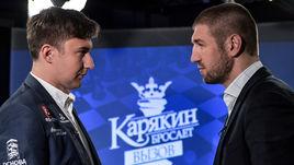 Шахматы или бокс? Карякин бросает вызов Пирогу