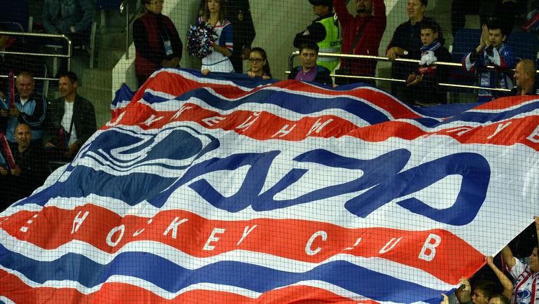 """""""Лада"""" остается в КХЛ? Фото photo.khl.ru"""