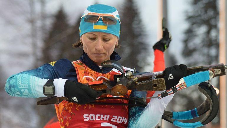 Вита СЕМЕРЕНКО. Фото AFP