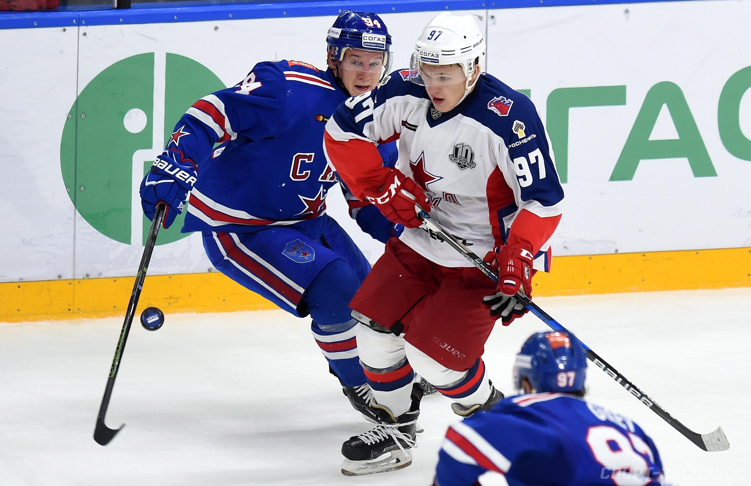 Как сыграют ЦСКА и Сибирь На что делать ставки на КХЛ 30 Октября 2018