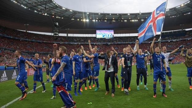 Сборную Исландии в России ждут. Чиновников - нет. Фото Александр ФЕДОРОВ, «СЭ»