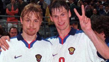 Валерий КАРПИН (слева) и Егор ТИТОВ.