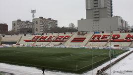 """Пермская """"Звезда"""" - стадион """"Амкара""""."""