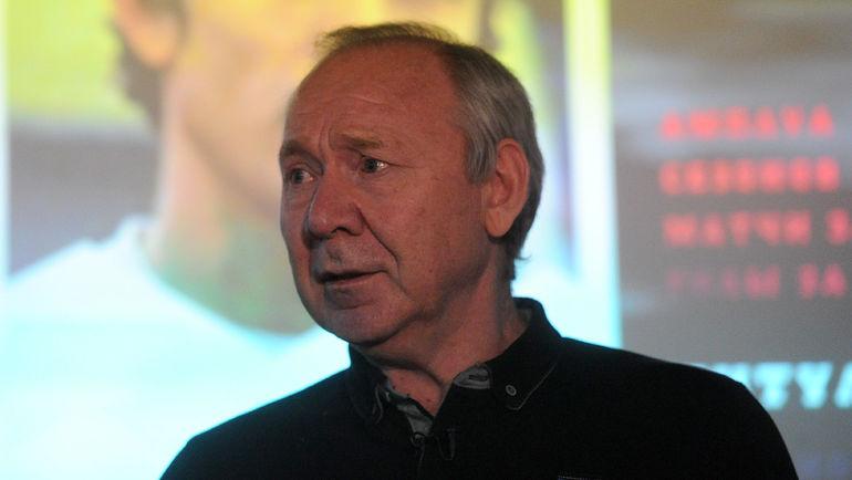 Олег РОМАНЦЕВ. Фото Алексей ИВАНОВ