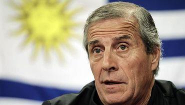 Табарес – лучший тренер в истории Уругвая