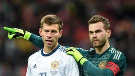 Март-2018. Россия vs Бразилия и Франция
