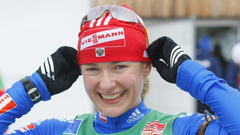 Екатерина ЮРЬЕВА. Фото Александр ВИЛЬФ