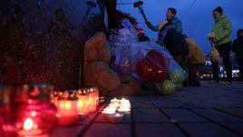 28 марта – день траура по погибшим при пожаре в Кемерово.
