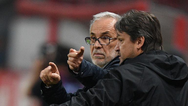 Массимо Каррера: Футболисты «Спартака» превосходно смотрелись вматче сосборной Бразилии