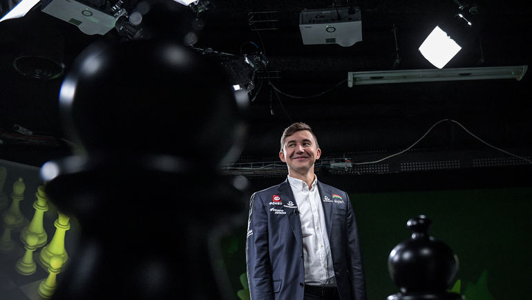 Сергей КАРЯКИН. Фото Дарья ИСАЕВА, «СЭ»