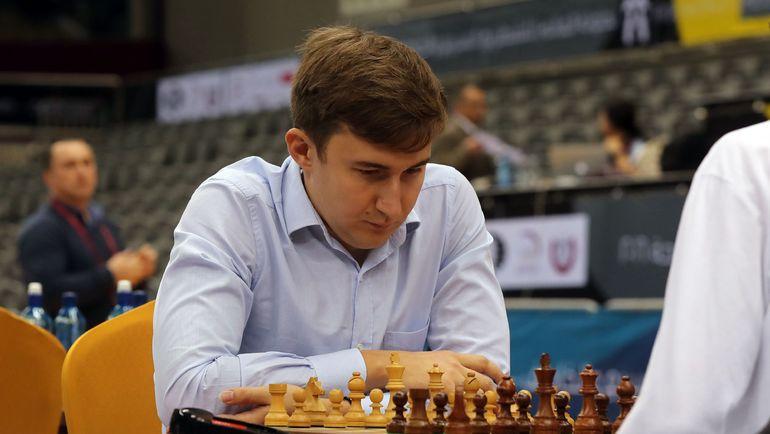 Сергей КАРЯКИН. Фото AFP