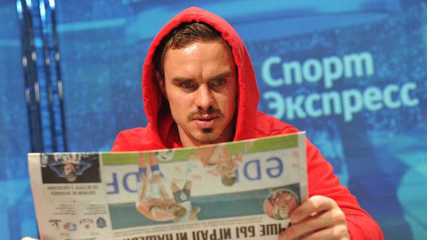 Андрей ЕЩЕНКО. Фото Федор УСПЕНСКИЙ, «СЭ»