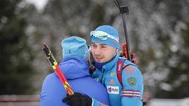 Антон ШИПУЛИН (справа) и Рикко ГРОСС.