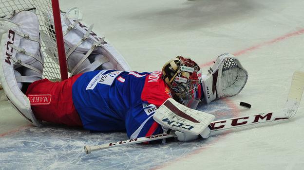Семен ВАРЛАМОВ получил серьезную травму. Фото Александр ФЕДОРОВ, «СЭ»