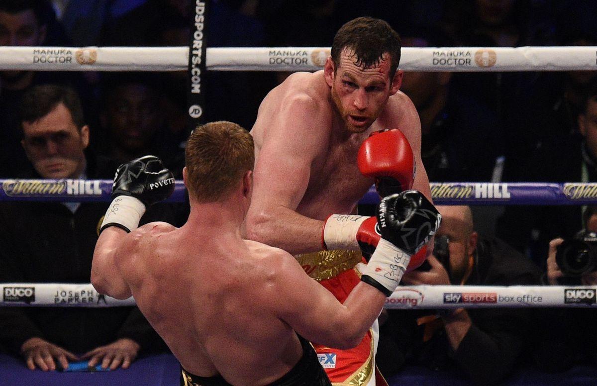 Тайсон: Поветкину есть смысл боксировать с Уайлдером