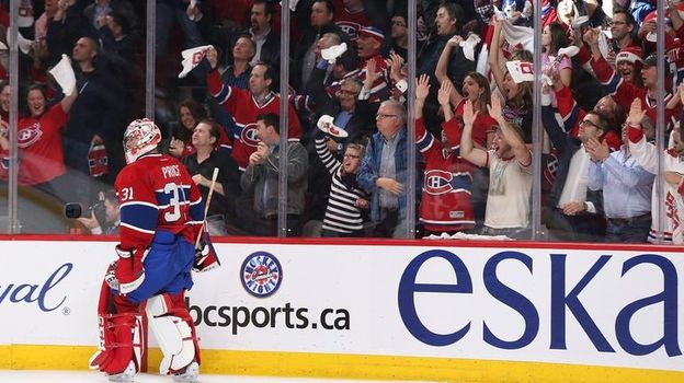 """Болельщики """"Монреаля"""" известны своей требовательностью. Фото AFP"""