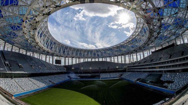 "Стадион ""Нижний Новгород"". Фото AFP"