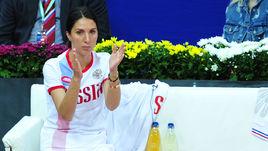 Мыскина уходит. Российские теннисистки ждут капитана-мужчину