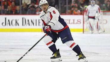 Овечкин провел тысячу матчей в НХЛ. До русского рекорда - еще четыре сезона