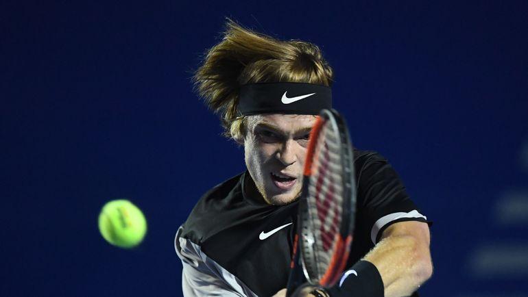 Андрей РУБЛЕВ. Фото AFP