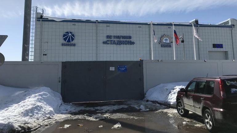 Обстановка на стройке стадиона в Самаре как на военном объекте. Фото Михаил ГОНЧАРОВ, «СЭ»