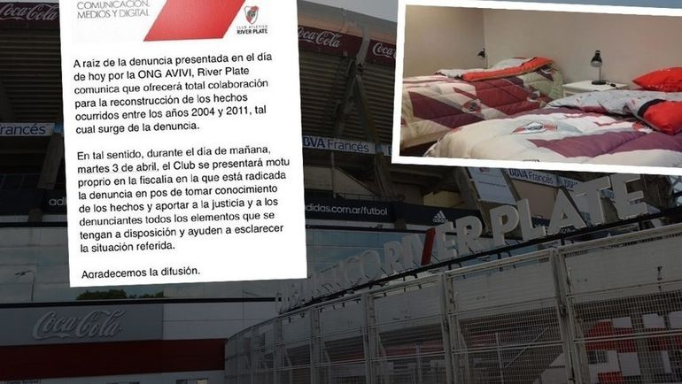 Скандал в Аргентине.
