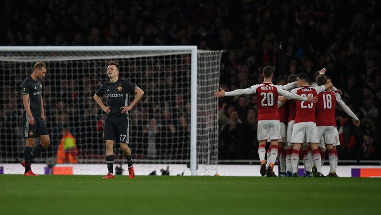 Арсенал игра в лондоне