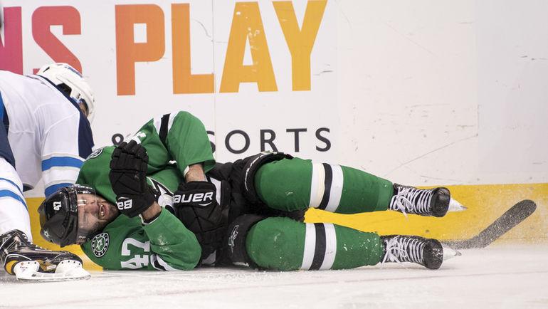 Александр РАДУЛОВ провел лучший регулярный чемпионат НХЛ в карьере,   однако «Даллас» досрочно лишился шансов попасть в кубковую восьмерку. Фото REUTERS