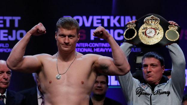 Александр ПОВЕТКИН. Фото Reuters