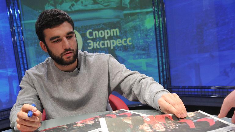 Георгий Джикия: Готовлюсь к ЧМ-2018 (Видео)