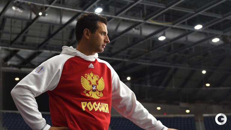 Роман РОТЕНБЕРГ на Кубке Мира в Торонто.