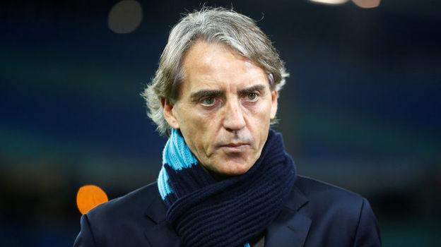 Роберто МАНЧИНИ: Италия ждет? Фото Reuters