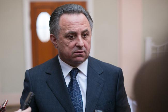 Министр спорта РФ Виталий МУТКО. Фото Кристина КОРОВНИКОВА, «СЭ»