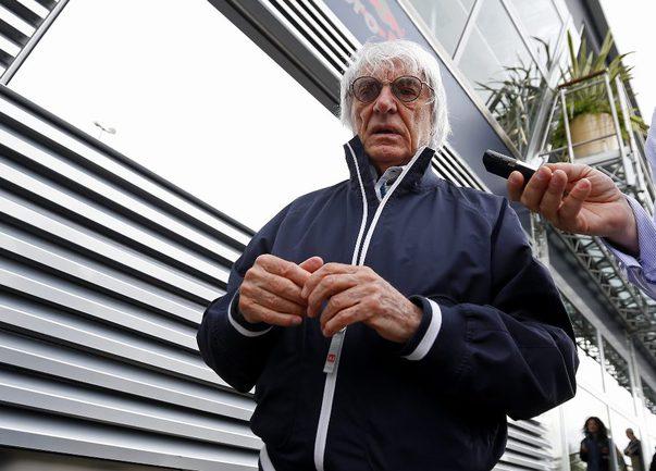 """Генеральный промоутер """"Формулы-1"""" Берни ЭККЛСТОУН Фото Reuters"""